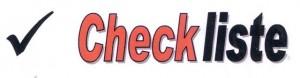 Checkliste Leitern