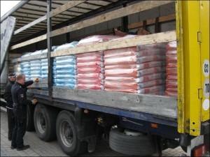 Weichverpackungen sind z.B. Sackwaren aus Kunststoffgewebe, IBC Container Kunststoffe, Kanister aus Aluminium oder Feinstbleche aus Stahl
