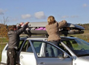 Gute und sichere Fahrt in den Urlaub