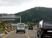 Eine Baustelle auf der Autobahn A 8 (Foto: ACE)