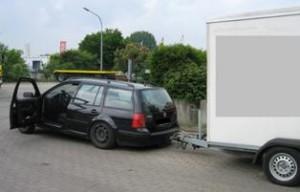 Viele starten derzeit in den Urlaub. DEKRA und AXA Winterthur geben wichtige Tipps zur richtigen Beladung von Pkws und Wohnmobilen (Foto: Archiv)