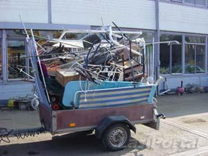 Ein selbstständiger Schrotthändler war Auslöser für das Urteil des OLG Köln zu Beschädigungen beim Beladen eines Lkws (Foto: Archiv)