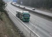 Nicht nur auf Autobahnen wird bald Lkw-Maut fällig, sondern ab dem heutigen 1. August 2012 auch auf ausgewählten vierspurigen Bundesstraßen (Foto: Archiv)