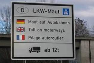 Nicht nur auf Autobahnen, auch auf Bundes-, Landes- und Kommunalstraßen soll die Lkw-Maut nach Plänen aus NRW gelten (Foto: Archiv)