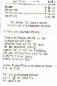 Bon Baumarkt