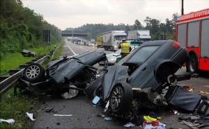 4VoxUnfall-Autobahn