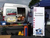 Auch die Fuldaer Fachfirma Marotech war beim Aktionstag vor Ort
