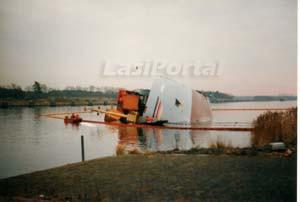 Container-Havarie-9, Foto: Archiv