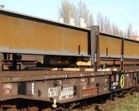 Drehschemeltransport HEP 600