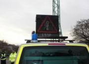 Videofilm über tödliche Gefahren auf der Autobahn