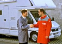 Bevor man mit Caravan oder Reisemobil in den nachösterlichen Kurzurlaub startet, sollte unter anderem die Ladungssicherung beachtet werden (Foto: GTÜ)