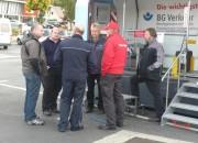 Fahrer - Fachgespräch mit der Polizei und der BG Verkehr
