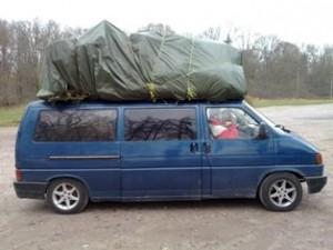 Nach dem Willen des TÜV Rheinland sollen gerade die Fahrer von Kleintransportern besser geschult werden (Foto: Archiv)
