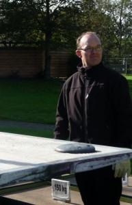 Stefan KOPAC - Berater im Lasiportal - schult Ladungssicherung in Slowenien