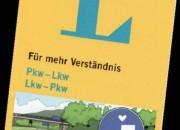 Verständnisbroschüre des DVR - Lkw und Pkw sind Partner im Straßenverkehr