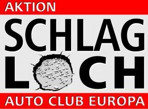"""Bundesweite """"Aktion Schlagloch"""""""