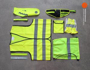 Reflektionskleidung/Sicherheitsprodukte