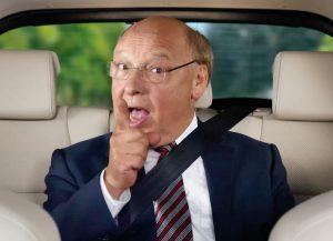 """Verkehrssicherheitskampagne """"Runter vom Gas"""""""